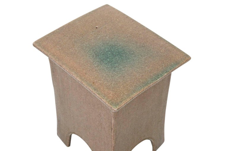 Tariki Studio Ceramic Table or Stool 7