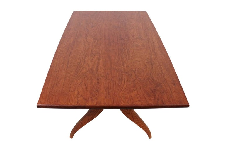 American Rare Sculptural Desk by Jere Osgood For Sale