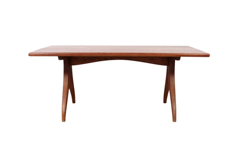 Late 20th Century Rare Sculptural Desk by Jere Osgood For Sale