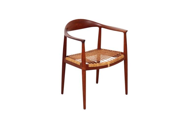 """The Chair"" by Hans Wegner 2"