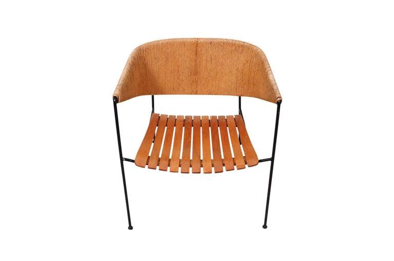 Mid-Century Modern Arthur Umanoff Lounge Chair For Sale