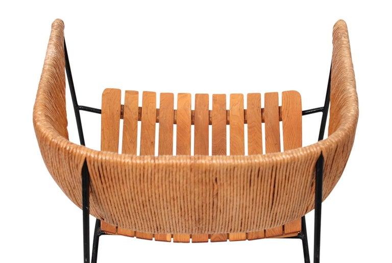 Arthur Umanoff Lounge Chair For Sale 1