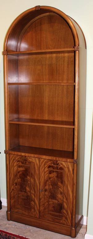 Kaplan Furniture Beacon Hill Collection Arched Mahogany
