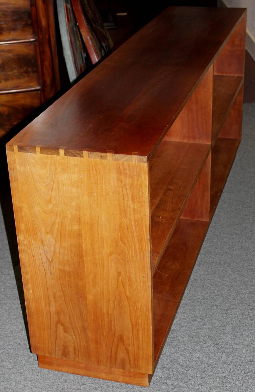 Thomas Moser Cherrywood Long Bookcase At 1stdibs
