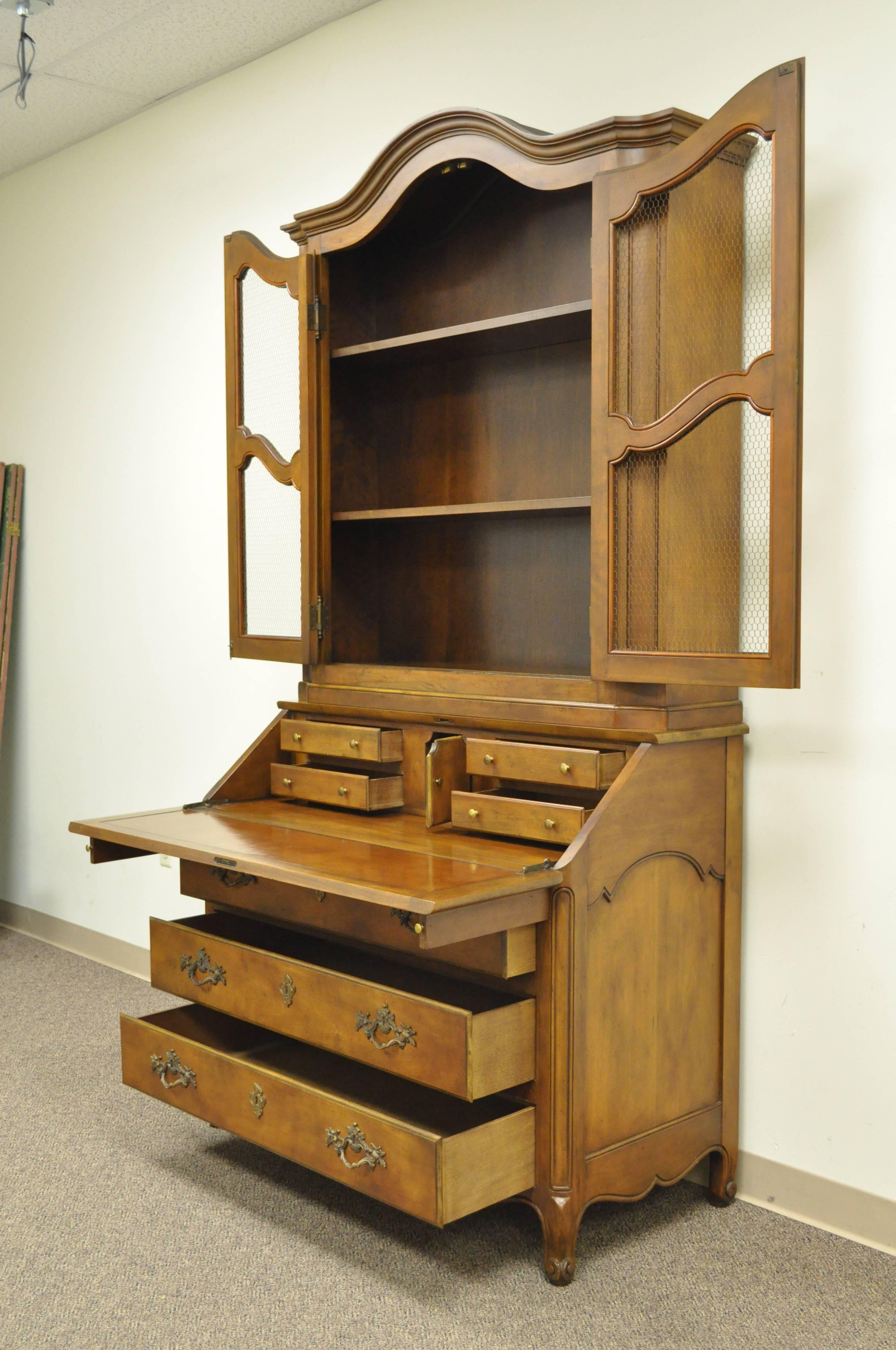 desk antique furniture bookcase with chair secretary modern outstanding vintage contemporary flair top mat office