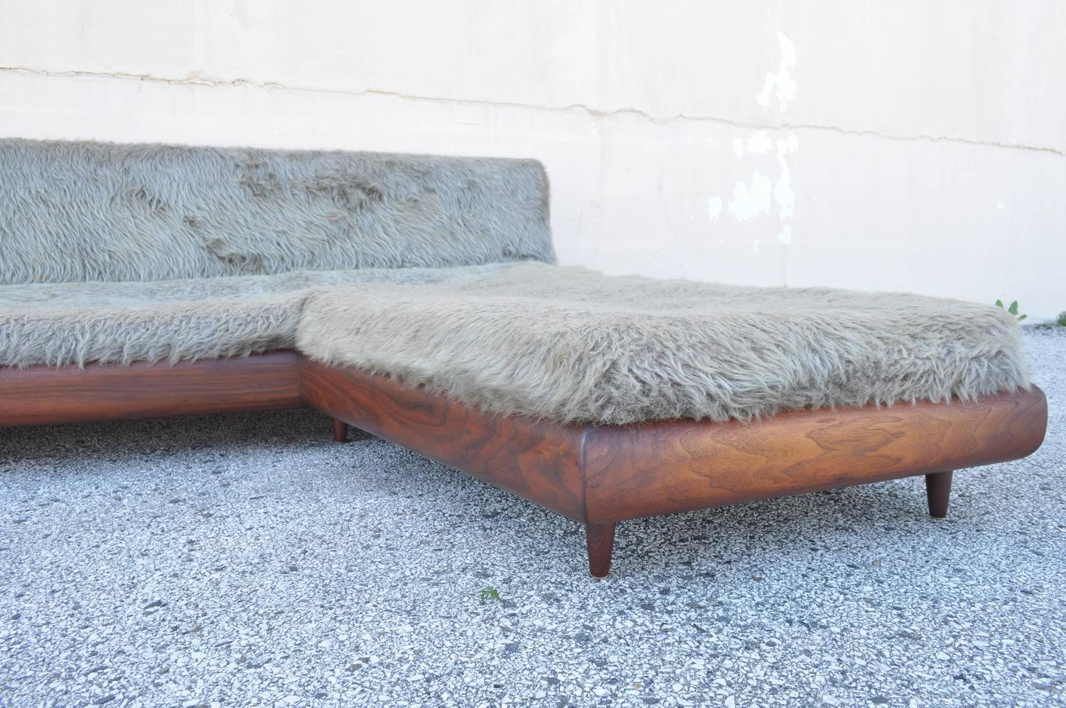 This Sofa Is One Piece. For Transport It Is Tipped 45 Degrees So Its . Full resolution‎  pic, nominally Width 1500 Height 996 pixels, pic with #865B45.