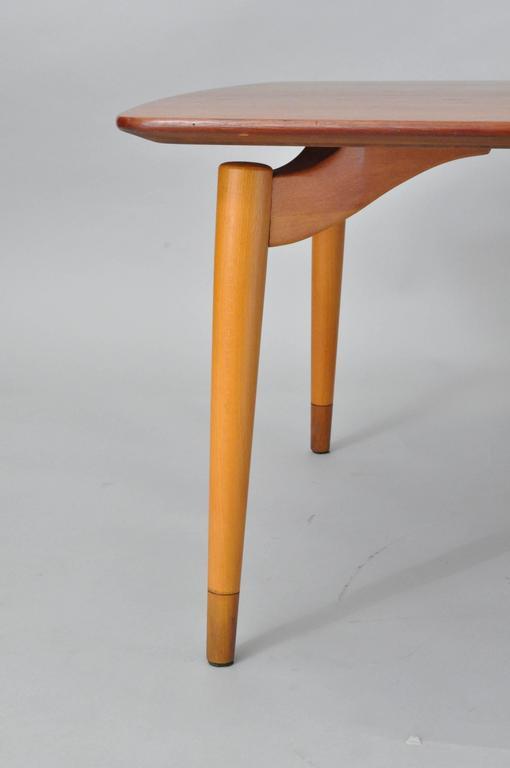 Mid Century Modern Danish Teak Wood Grete Jalk P Jeppesens
