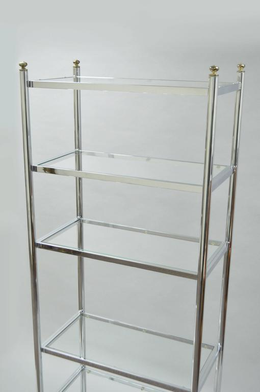 bunching shelf brass shelves drawer bookcase bookmark metal five one htm bookshelf brushed glass