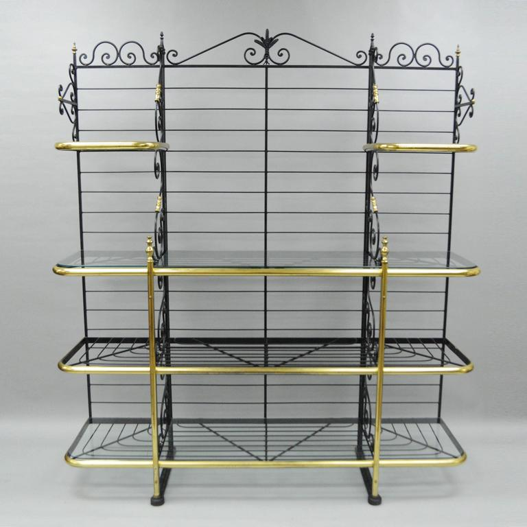 frame rack with rustic and height deep main image width sq path s hearth bakers htm baker for plow creek metal getdynamicimage wood
