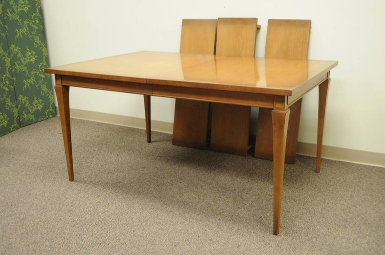 Mid Century Modern Broyhill Premier Dining Room Set
