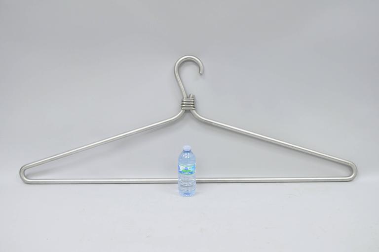 Huge Steel Decorative Clothing Hanger Pop Art Wall Store Display For Sale 3