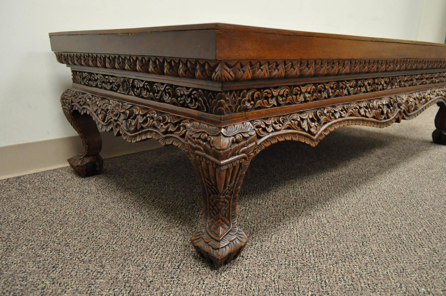 Asian carved table top porn images