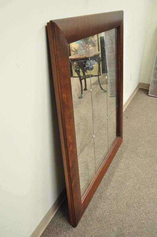 Large Polo Ralph Lauren Home Crotch Mahogany Wood Antiqued Venetian ...