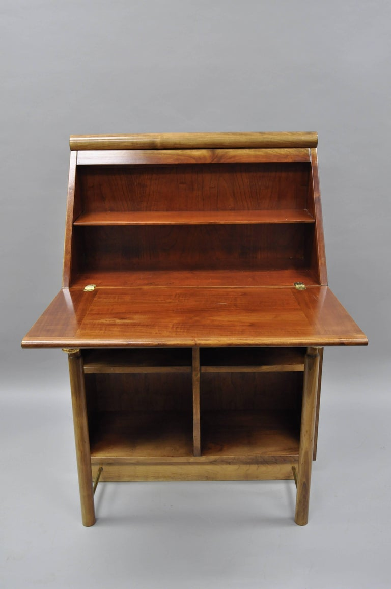 Italian Amanuense Secretary Desk by Adolfo Natalini for Mirabili Limited Edition 2/99 For Sale