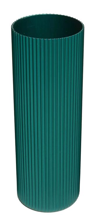 American Alcoa Anodized Aluminum Vases  For Sale