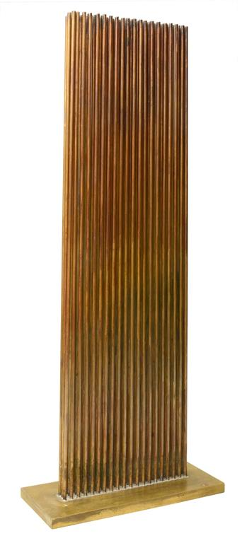 American Bright Harry Bertoia Sonambient Sculpture For Sale