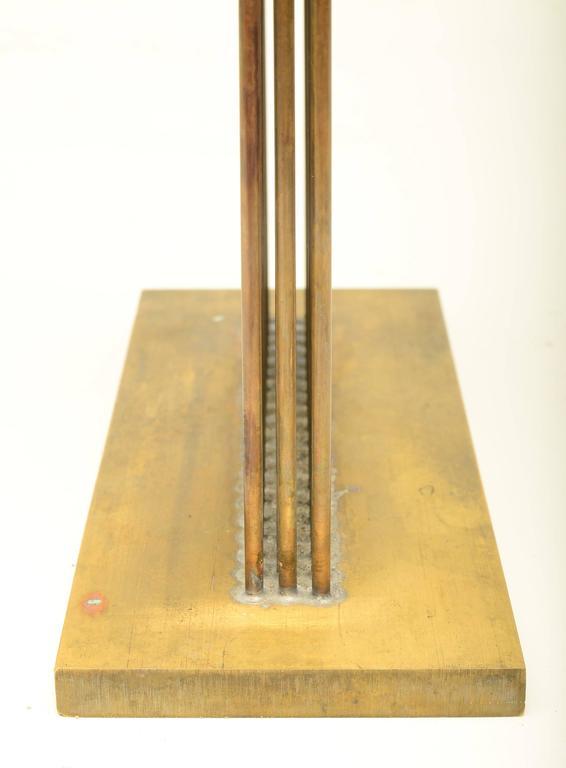 Late 20th Century Bright Harry Bertoia Sonambient Sculpture For Sale
