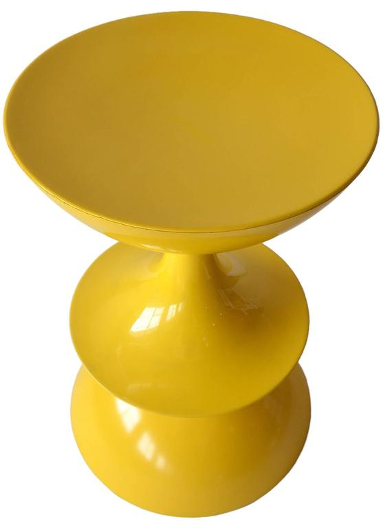 A very uncommon tall stool by Nanna Ditzel for Domus Danica, circa 1969.