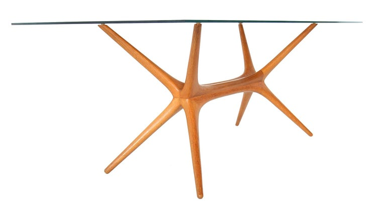 Tapio Wirkkala Sculptural Coffee Table In Excellent Condition For Sale In Brooklyn/Toronto, Ontario