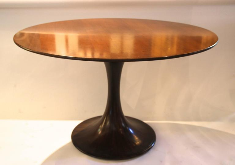 Luigi massoni room table dining clessidra mobilia for Mobilia jura table