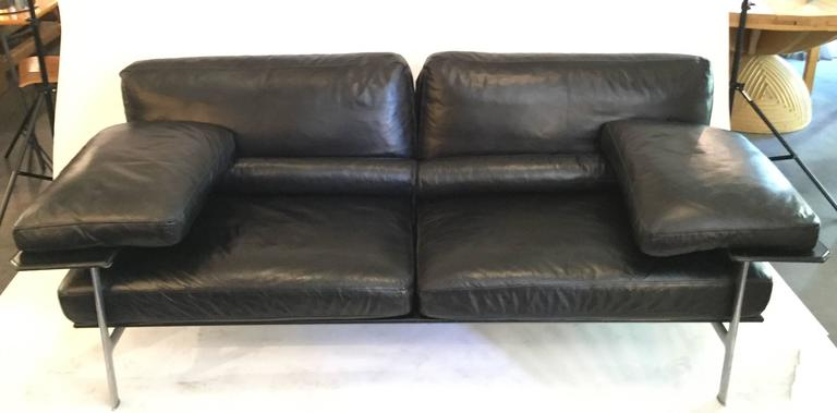 "A.Citterio and P.Nava, ""Diesis"" sofa,