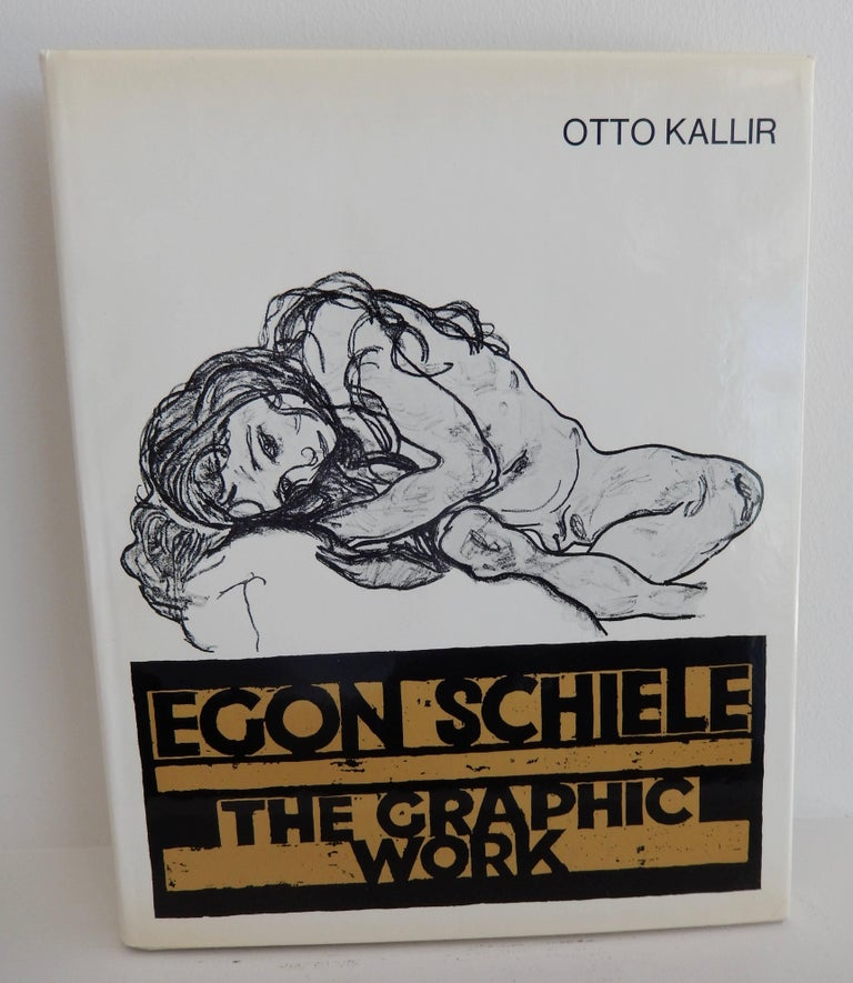 Egon Schiele, The Graphic Work, Reference Book by Otto Kallir, 1970 For Sale 2