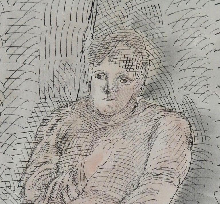 Expressionist Jose Luis Cuevas,