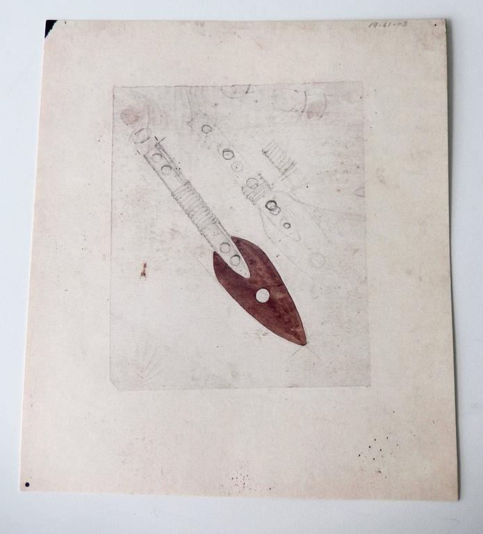 Special Edition Portfolio of Original Sketches by William Spratling, 1987 In Good Condition For Sale In Winnetka, IL
