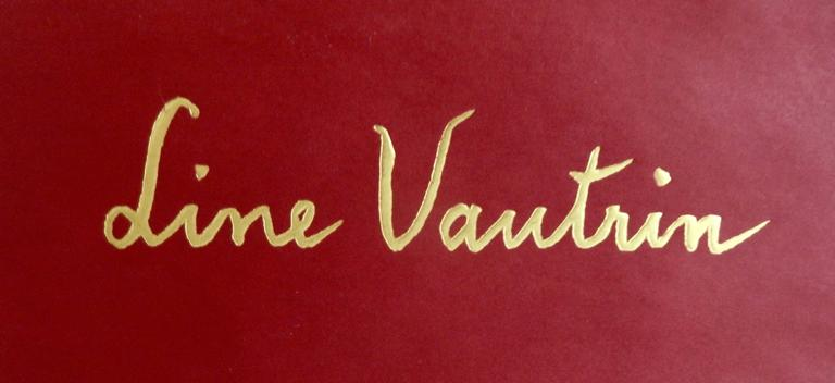 Line Vautrin 2003 Limited Edition Catalog, Poesie in Metall For Sale 2