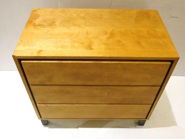 1950s American Modern Triple-Drawer Dresser by Russel Wright for Conant Ball 5