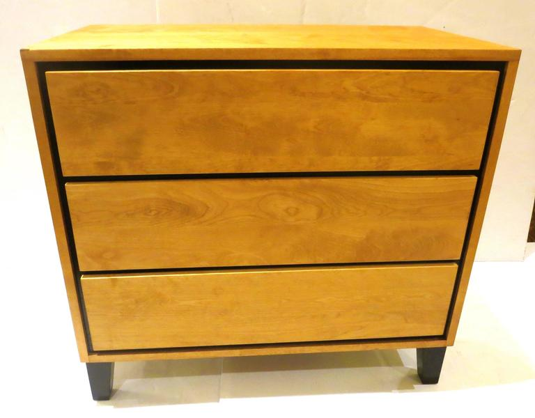 1950s American Modern Triple-Drawer Dresser by Russel Wright for Conant Ball 6