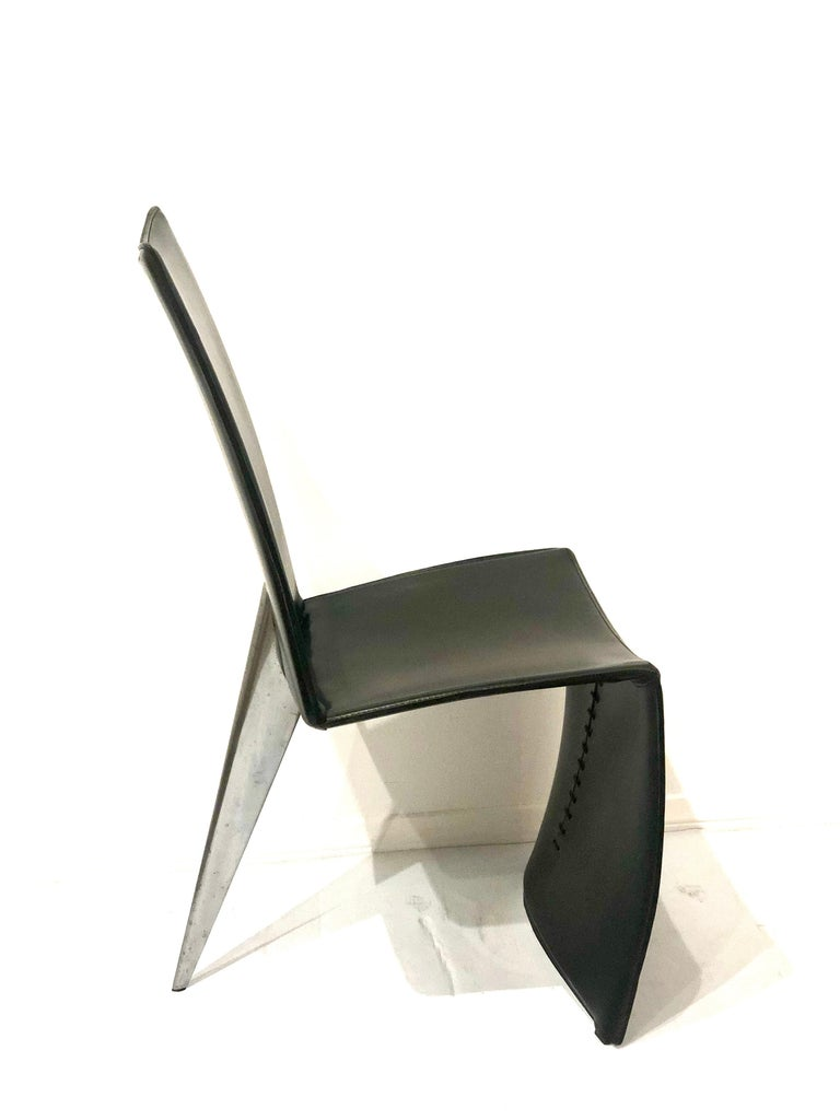Italian Striking Ed Archer Chair by Philippe Starck for Driade For Sale