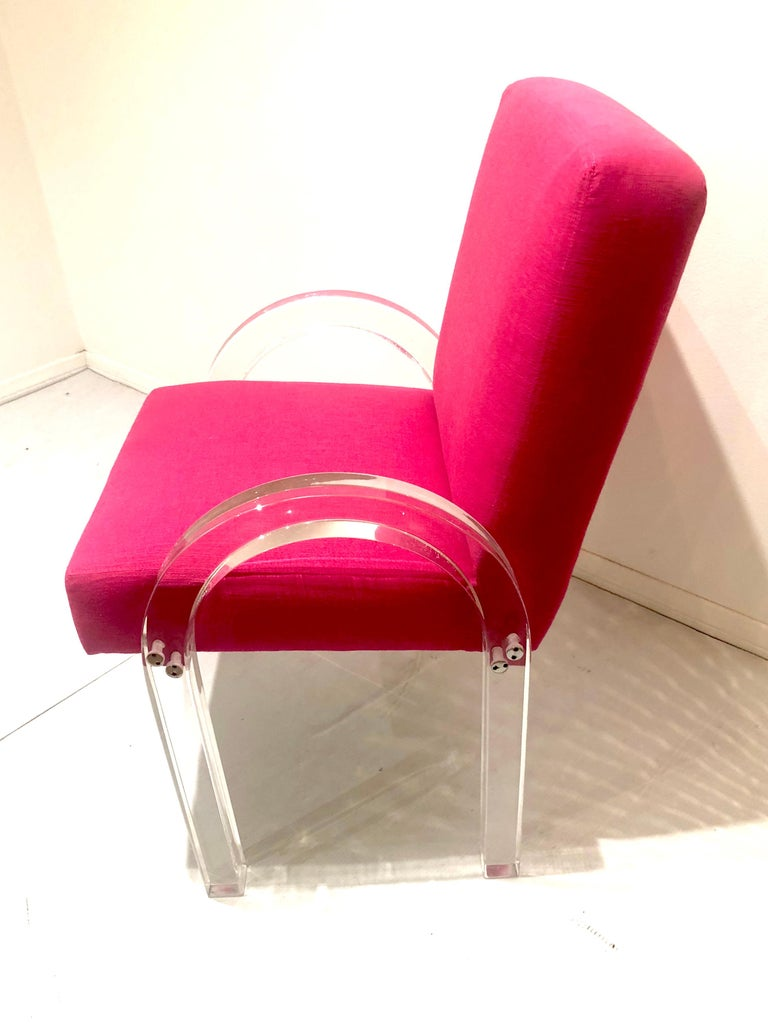 20th Century Pair of Archline Armchairs by Charles Hollis Jones For Sale