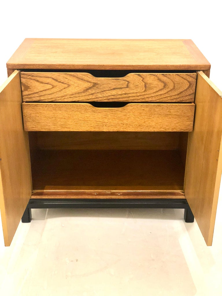 American Asian Modern Mid-Century Modern Cabinet by Landstrom Furniture For Sale