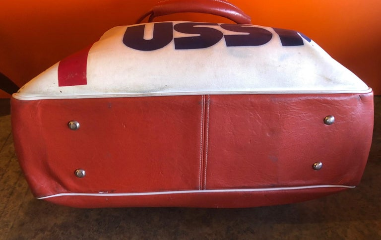 Authentic CCCP USSR Olympic Sports Bag For Sale 2