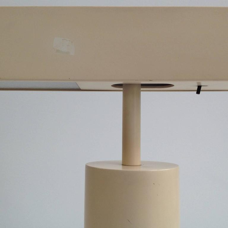 Extremely Rare Desk Lamp Design by Ettore Sottsass, Made in Small Quantity 10