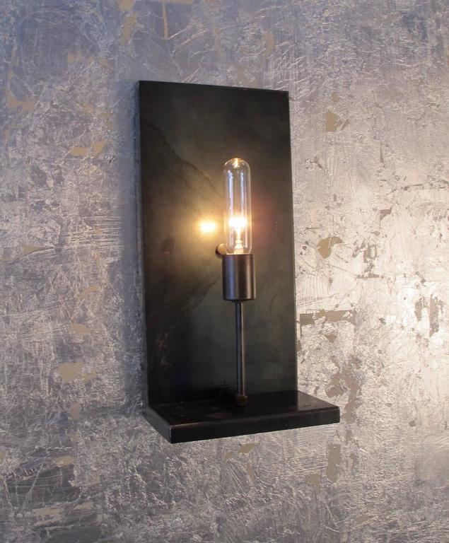 Industrial Wall Sconce 4