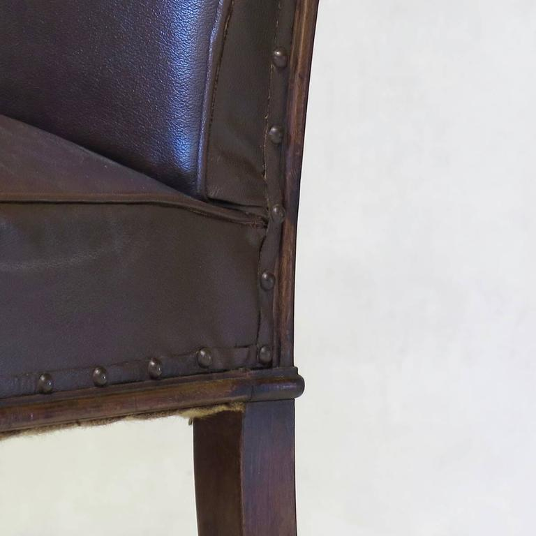 French 19th Century Desk Chair For Sale 2
