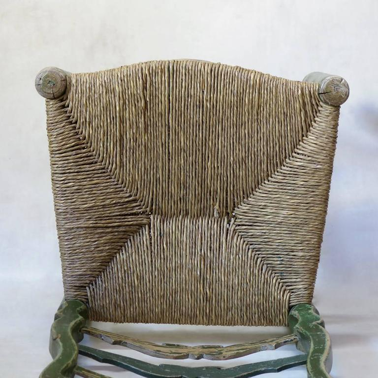 French 18th Century Country Style Chairs For Sale 3