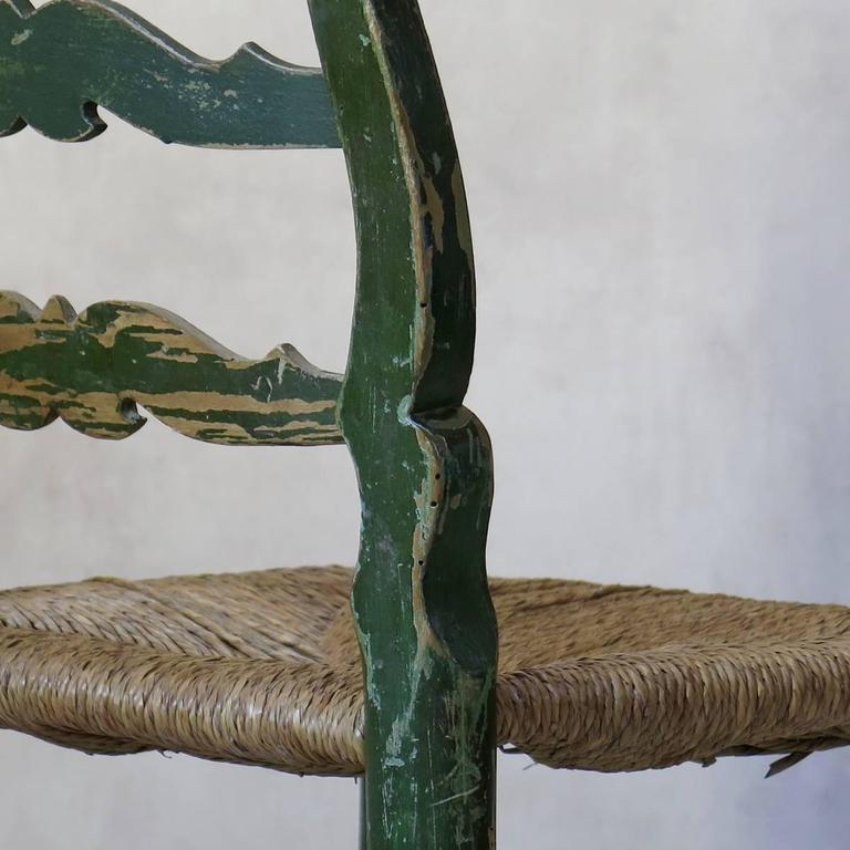 French 18th Century Country Style Chairs For Sale 2