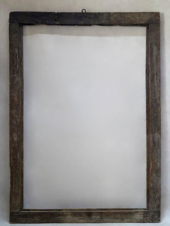 Very Large Carved Frame Italy Circa 1800s For Sale At