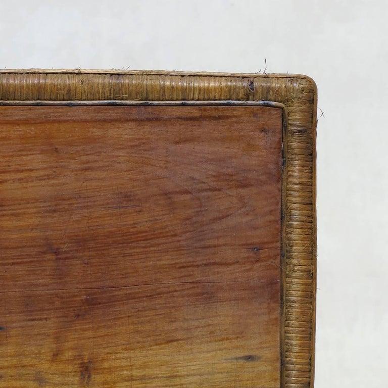 1920s French Wickerwork Set For Sale 5
