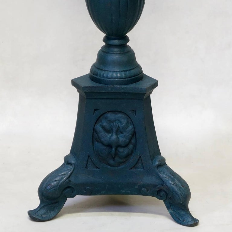 Set of Four French 19th Century Candle Sticks For Sale 4