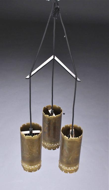 Danish Pendant by Svend Aage Holm Sorensen For Sale