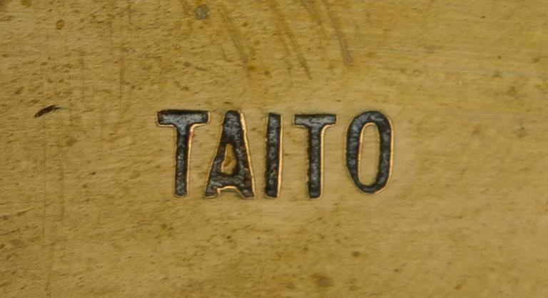 Large and Rare Chandelier by Paavo Tynell for Taito 2