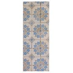 Reclaimed Maison Blue Tile