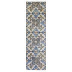 Reclaimed Bordeau Blue Tiles