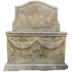 Tuscany Fountain, circa 1880