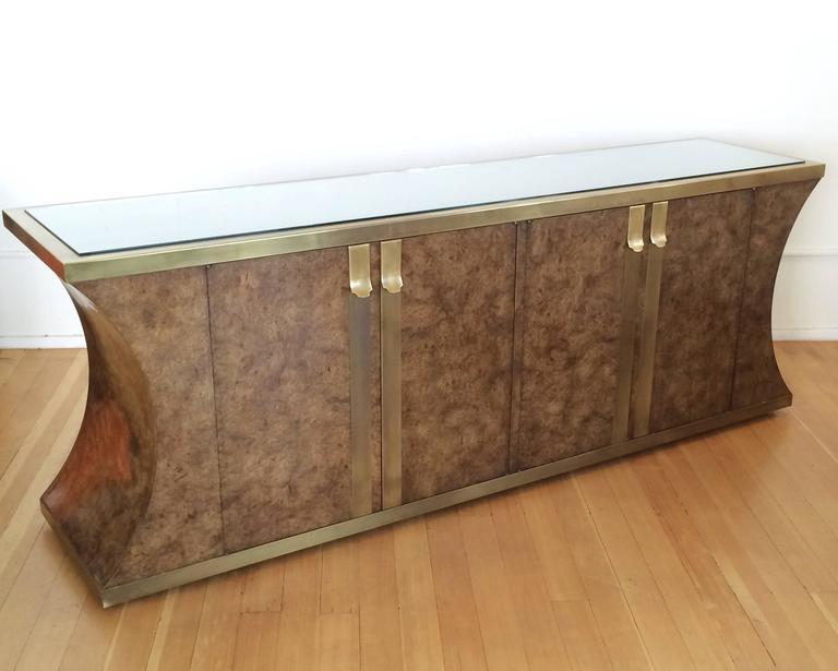 Credenza Dark Wood : Royal credenza u dania furniture