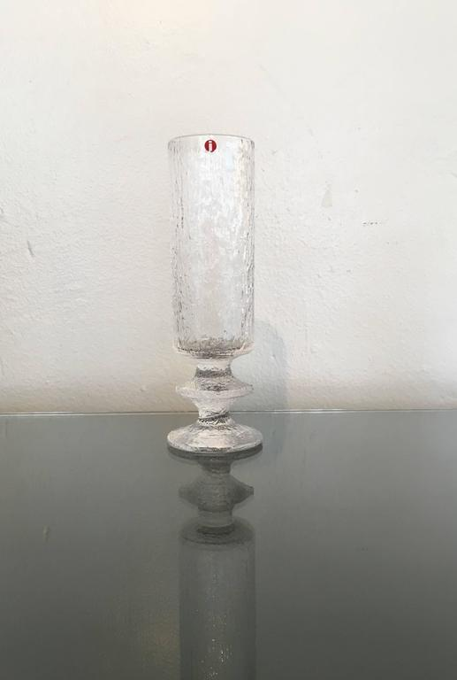 Finnish Rare Service for Eight Drink Set by Timo Sarpaneva for Iittala For Sale